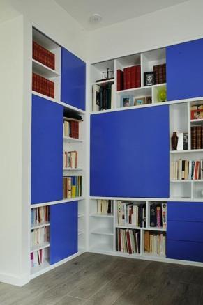 Bibliothèque intégrée | Bois d\'Iris